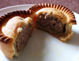 hollands meat pie