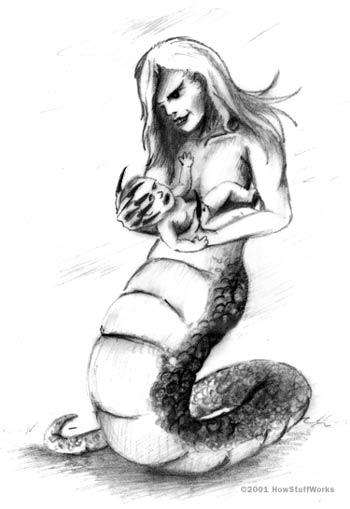 lizard person