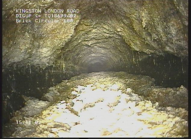 The London Fatberg is growing
