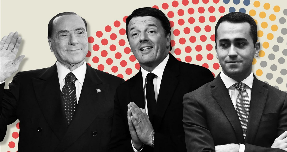 Italy's Five Star Movement & Lega Deadlock, Headed To New Elections?