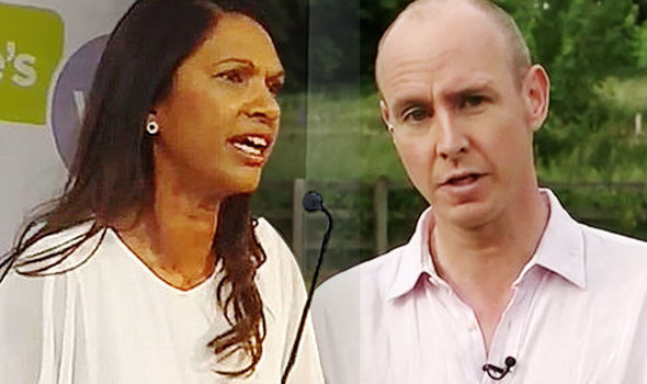 brexit-news-daniel-hannan-gina-miller-anti-brexit-march-london-uk-eu-withdrawal-latest-978795